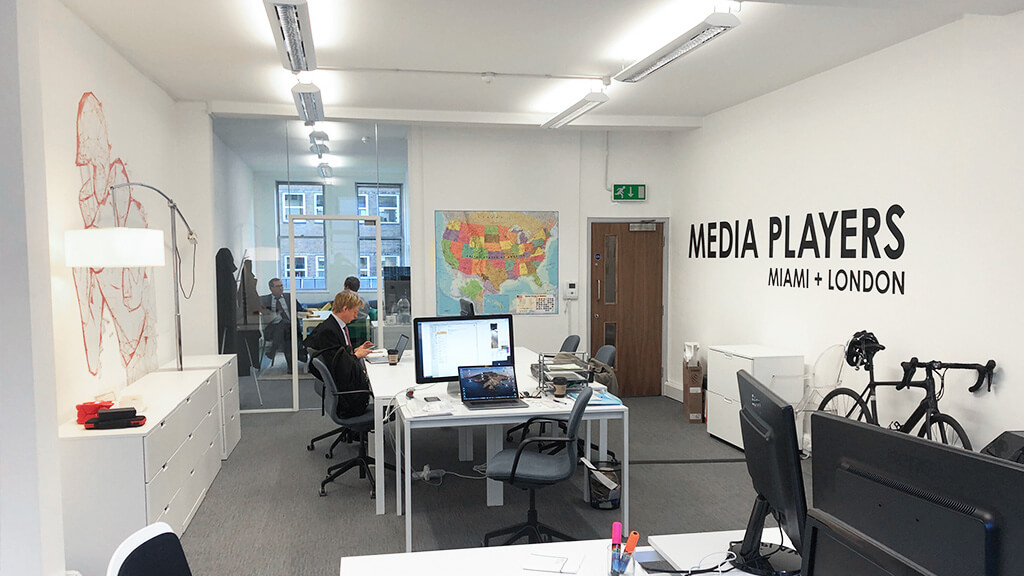 Mediaplayers Banner